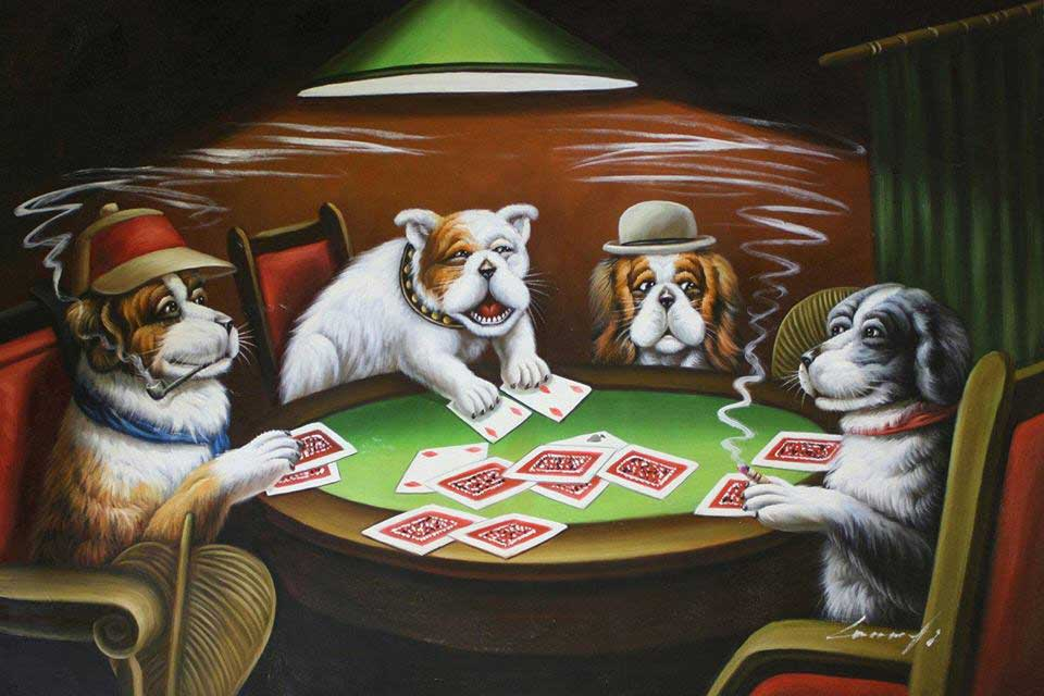 Brighter Days Dog Rescue Poker Fundraiser | Saturday, July 8 at 3 PM – 7 PM
